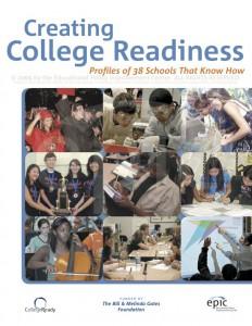 Creating College Readiness - 38 School Profiles   EPIC