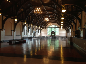 Meeting Hall, Winthrop University in Rock Hill, SC