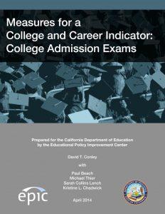 CCIndicator-CollegeAdmissionExams
