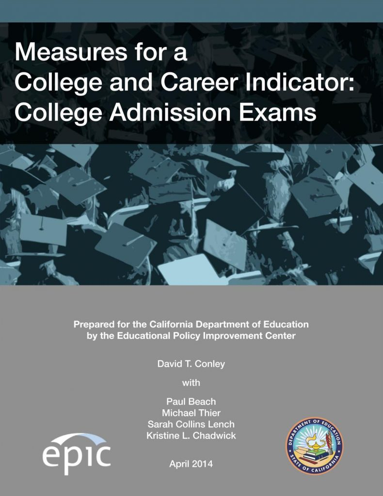 CCIndicator-CollegeAdmissionExams