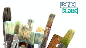 Lane Arts Council Logo Background
