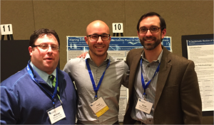 Michael Thier, Paul Beach, and Ross Anderson (l-r) presented at the AEPF Conference in March 2016.