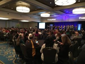 College Board's Southwestern Regional Forum in Dallas, Texas--Mariachi Welcome!