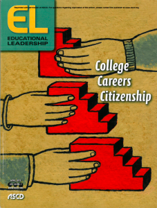 college and career readiness: same or different