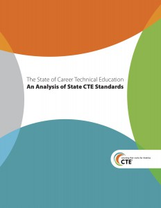 The State of Career Technical Education: An Analysis of State CTE Standards