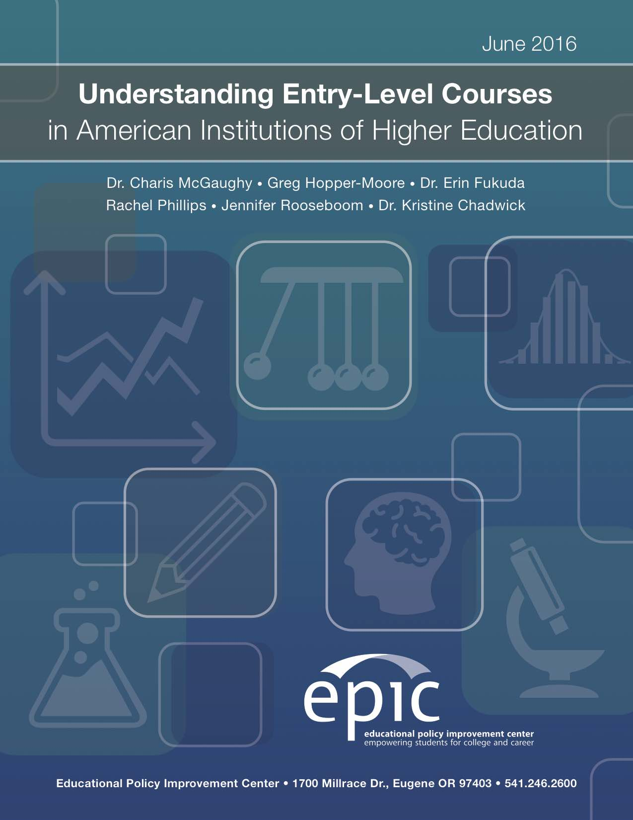 Understanding Entry-Level Courses in American Institutions of Higher Education