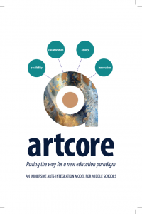 ArtCore Booklet Cover