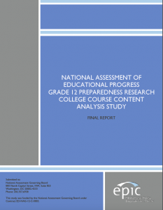 CCCA report cover