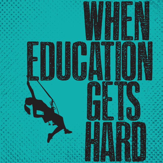 Education is hard blog image