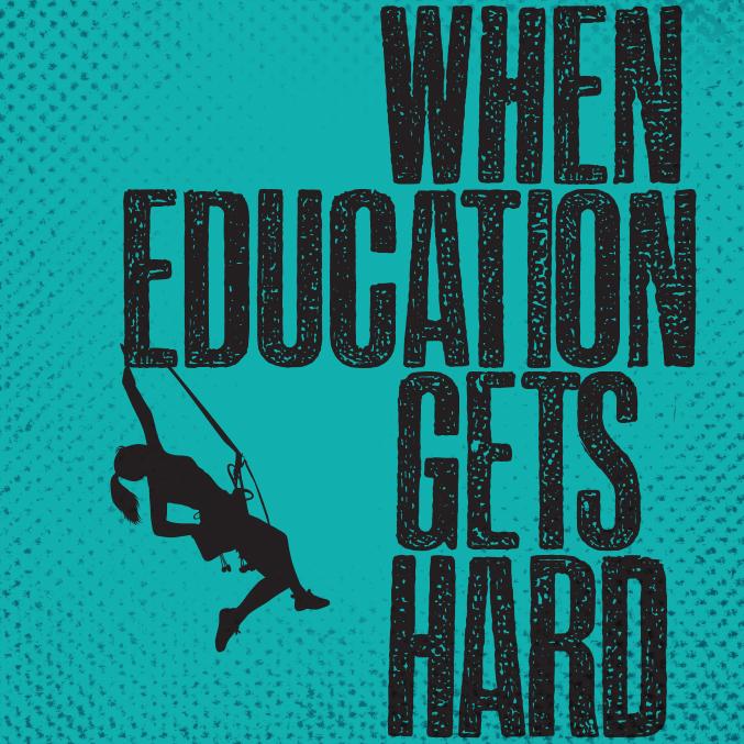 Education is hard blog image
