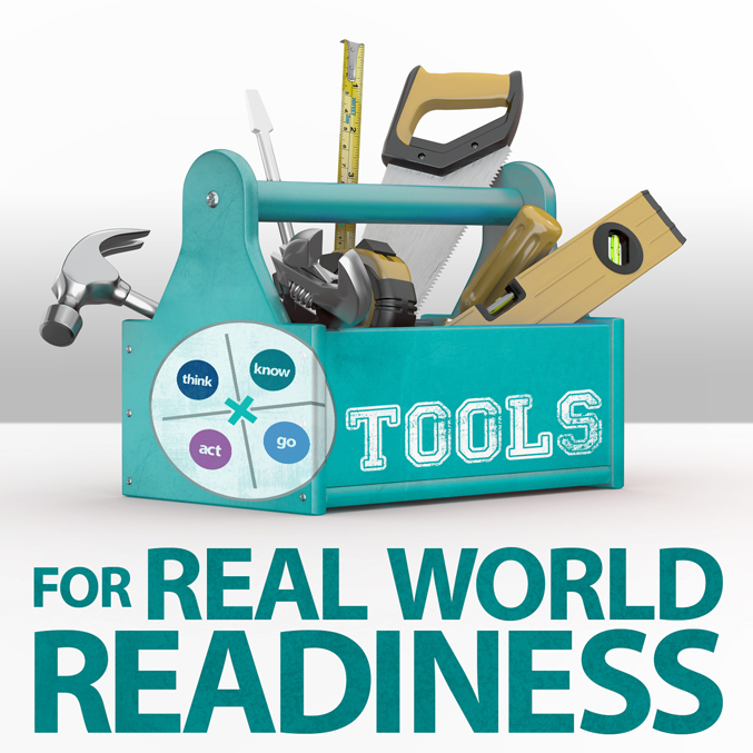 four keys tool for real world readiness toolbox